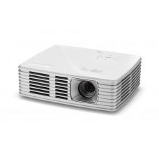 Acer projector K130, DLP 3D, LED,WXGA, '10000:1, 300 Lm, HDMI, Auto Keystone, USB, SD, 2Gb memory,Bag