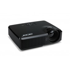 Acer projector P1220, DLP 3D, CBII, ECO, ZOOM, XGA 1024x768, 2.3KG, '3000:1, 2700Lm, HDMI, bag, replace EY.JC701.001 (P1201)