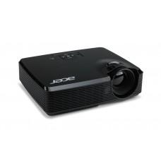 Acer projector P1223, DLP 3D, CBII, ECO, ZOOM, XGA 1024x768, 2.3KG, '7500:1, 3200Lm, HDMI, bag