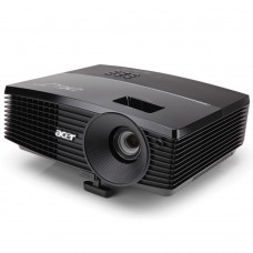 Acer projector P5205, DLP, ColorBoost™ II, EcoPro,  ZOOM, XGA 1024*768, (DLP 3D), 3.3kg, '2500:1, 4000 LUMENS, HDMI, LAN