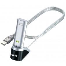 ZyXEL G-202 EE Беспроводной сетевой USB-адаптер 802.11g с двойной защитой соединения WPA2 и режимом WMM для мультимедиаприложений