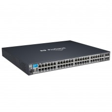 HP 2910-48G al Switch (44 ports 10/100/1000 +4 10/100/1000 or SFP, 4 10-GbE opt., Managed, Layer 3 static, Stackable 19')(repl. for JF428A)