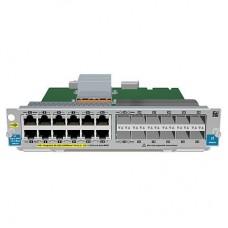 HP 12p Gig-T PoE+/12p SFP v2 zl Mod