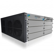 HP 5406 zl Switch with Premium Software (6 slots, 19', w/o power supplies)(repl. for J8697A)