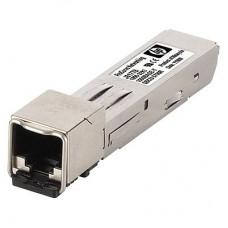 HP X120 1G SFP RJ45 T Transceiver