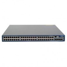 HP 5120-48G EI Switch with 2 Slots (44x10/100/1000 + 4x10/100/1000 or SFP + 4 optional 10GbE ports, Managed static L3, IRF Stacking, 19')(repl. for JF845A)