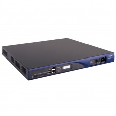 HP MSR30-20 Router (2x10/100/1000 ports, 4 SIC slots, 2 MIM slots, 300 Kpps, 19')