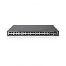 HP 3100-48 v2 Switch (48x10/100 + 4xSFP, Full Managed L2, Clustered Stacking, 19')