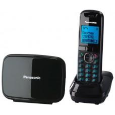 72 KX-TG5581RUB (черный) AOH, Caller ID, подключ до 6 доп.трубок, подсветка дисплея, скиперфон, полифония, цифровой автоответчик