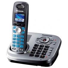 72 KX-TG8041RUM (серый металлик) AOH, Caller ID, подключ до 6 доп.трубок, подсветка дисплея и клав-ры, скиперфон трубка/база, двойной набор трубка/база, 200 ном., полифония, ночной режим, диспл