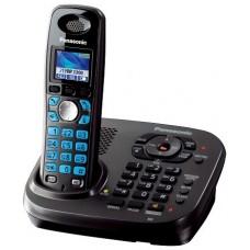 72 KX-TG8041RUT (темно-серый) AOH, Caller ID, подключ до 6 доп.трубок, подсветка дисплея и клав-ры, скиперфон, 200 ном., полифония, ночной режим, дисплей цветной, цифровой автоответчик