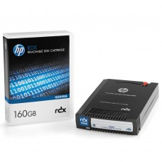 HP RDX 160Gb data cartridge