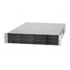 70 ReadyNAS 3200 Rack-mount 12-bay NAS with redundant PSU (with 6x1000GB)