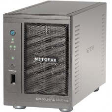 70 ReadyNAS Duo v2 2-bay NAS (without hard drives)