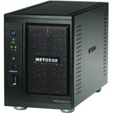 70 ReadyNAS Pro 2, 2-bay NAS with USB 3.0 port (with 2x1TB)
