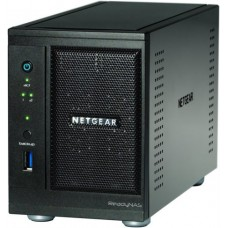 70 ReadyNAS Pro 2, 2-bay NAS with USB 3.0 port (with 2x2TB, home drives)