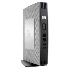 HP t5745 Atom N280 1.6 GHz, 2GB 44 Pin IDE flash/2GB DDR3 RAM HP ThinPro(Linux), keyb/mouse, VESA