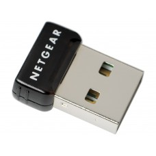 70 USB 2.0 Wi-Fi Micro Adapter 150 Mbps (small black)