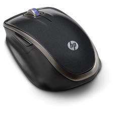 HP Wireless Optical Laser Mouse (Brain)