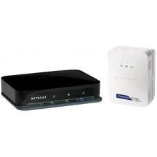 70 Powerline AV Ethernet adapters 500 Mbps bundle (XAV5004, 4 LAN 10/100/1000 Mbps port + XAV5001, 1 LAN 10/100/1000 Mbps port)