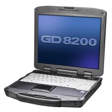"General Dynamics Itronix GD8200, The Ultimate Fully Rugged 13.3"" Notebook"