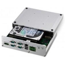 Компактный встраиваемый защищенный компьютер Adlink MXE-1301 на базе Atom D2550
