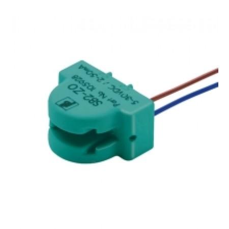 Бвк261-24ухл4 датчик индуктивный щелевой 5мм 24в постоянного тока 1000hz, москва