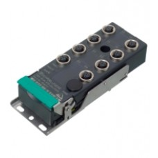 AS-Interface sensor/actuator module VBA-4E4A-G12-ZAJ/EA2L