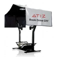 Atiz BookDrive DIY model B + EOS 50D