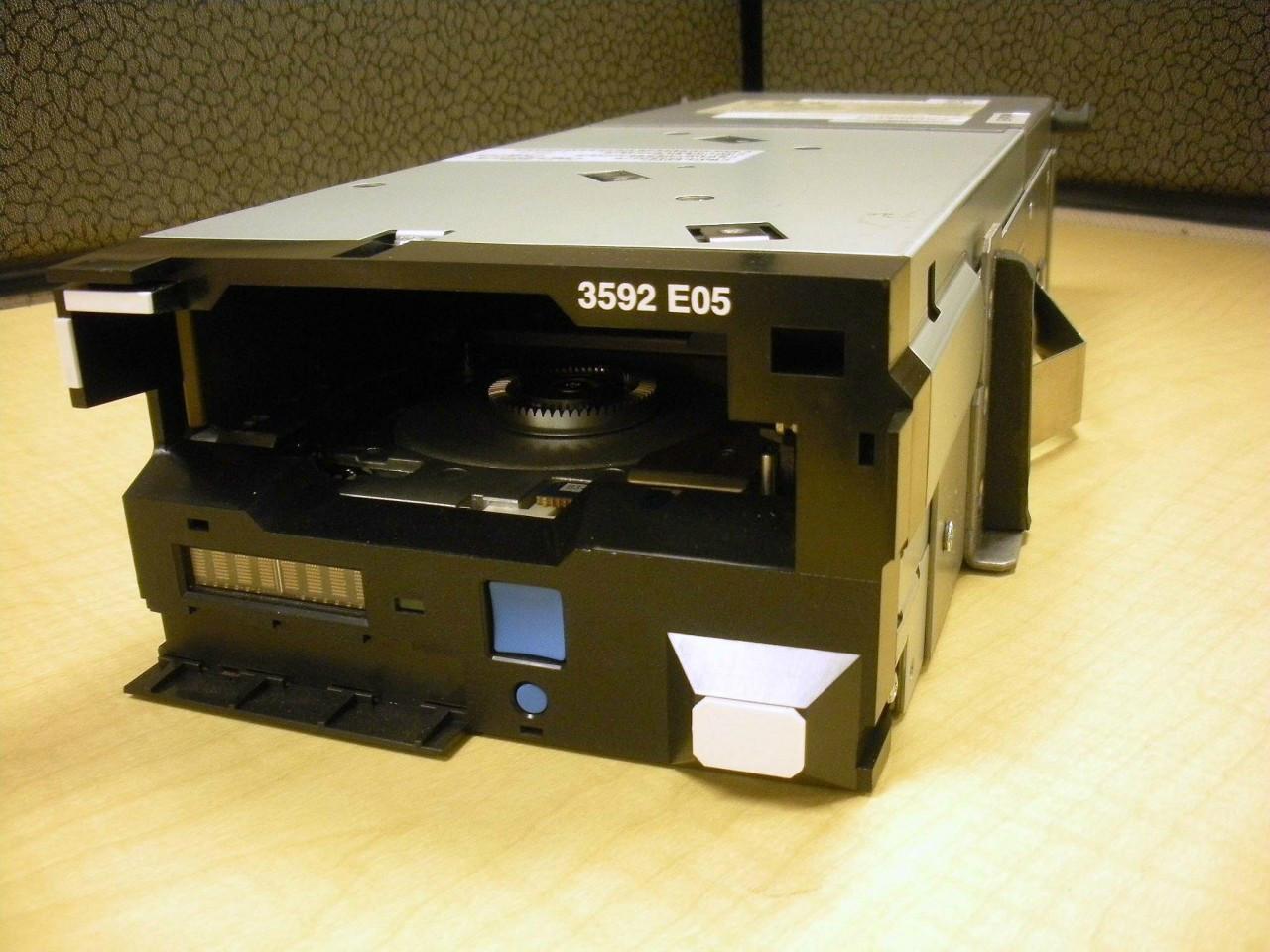 IBM System Storage TS1120