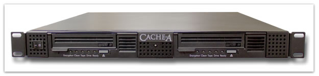 Ленточное устройство хранения Cache-A