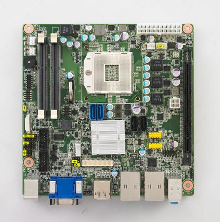 Плата Advantech AIMB-273 формата Mini ITX