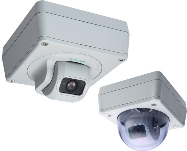 Защищенные видеокамеры MOXA VPORT